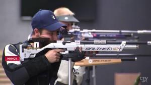 Чемпионат РБ Финал, 10м, пневматическая винтовка, мужчины